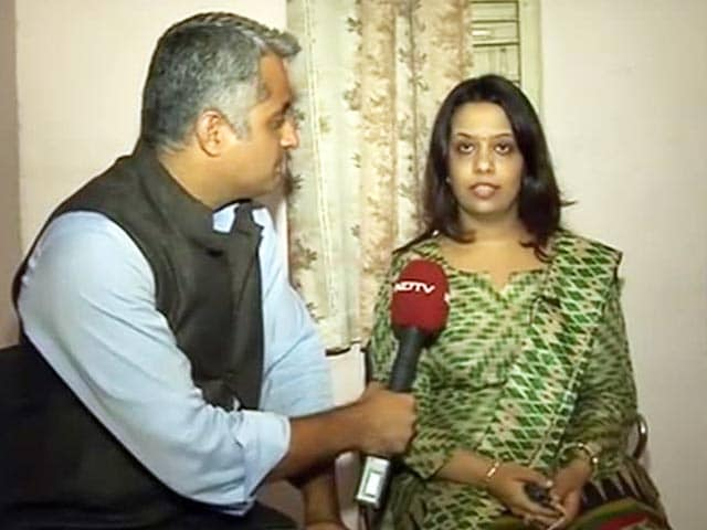 Video : Devendra Fadnavis Right Person for Chief Minister's Post, Says Wife Amruta