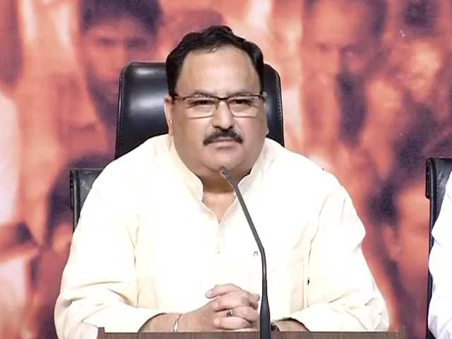Video : 'Accept People's Verdict with Deep Sense of Humility,' Says BJP
