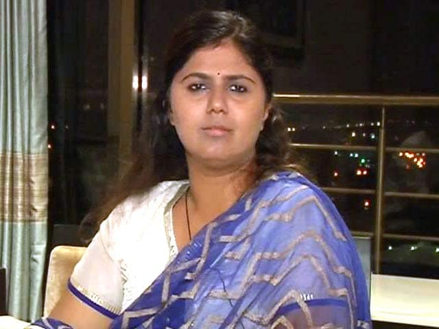 Video : Don't Have a Specific Portfolio in Mind: Pankaja Munde to NDTV