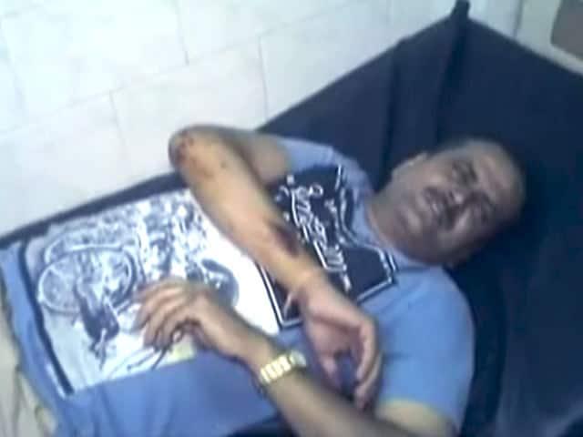 Video : उत्तम नगर इलाके में गश्त पर गए दो सिपाहियों पर जानलेवा हमला