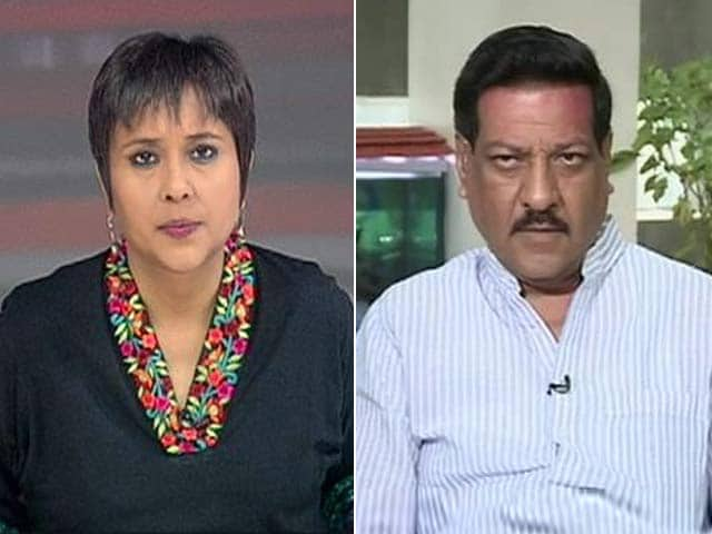 Video : All My Fault, Not Rahul or Sonia's: Prithviraj Chavan on Congress Defeat in Maharashtra