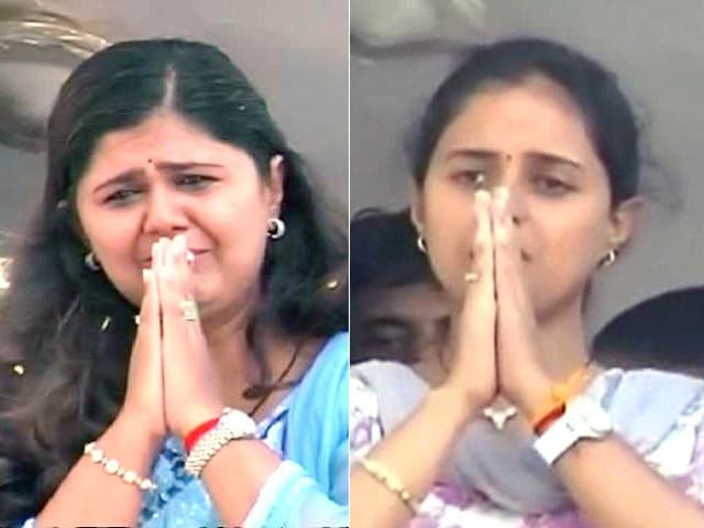 Video : They are Sisters, Lawmakers and Maharashtra's Gen Next Politicians