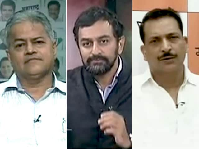Video : Maharashtra Impasse: BJP Keeps Suitors Waiting