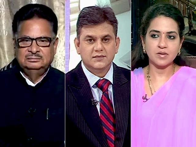 Video : न्यूज़ प्वाइंट : महाराष्ट्र में अल्पमत सरकार बनाएगी बीजेपी?
