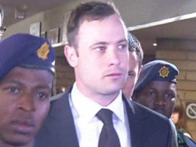 Video : Oscar Pistorius Sentenced to Five Years in Jail for Killing Girlfriend Reeva Steenkamp