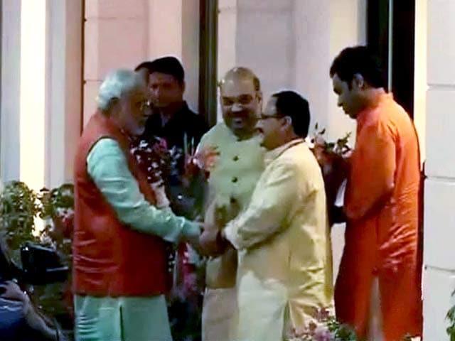 Videos : नेशनल रिपोर्टर : महाराष्ट्र में सरकार बनने का रास्ता साफ