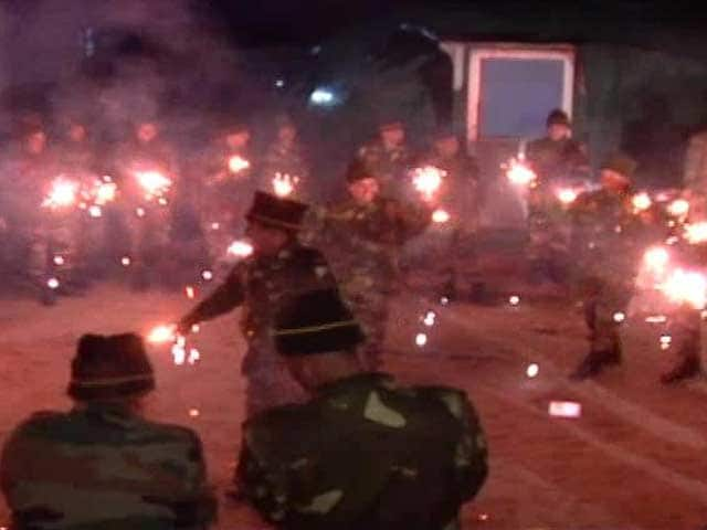 Video : India's Diwali Wishes for the Men in Uniform