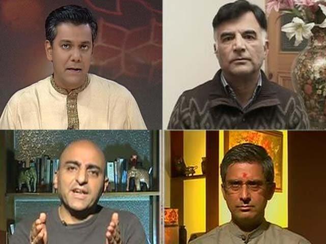 Video : PM Modi's Diwali In Poll-Bound Jammu and Kashmir