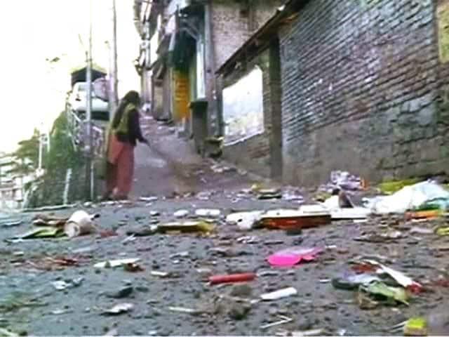 Video : दिवाली पर हुई आतिशबाजी की वजह से बढ़ा प्रदूषण