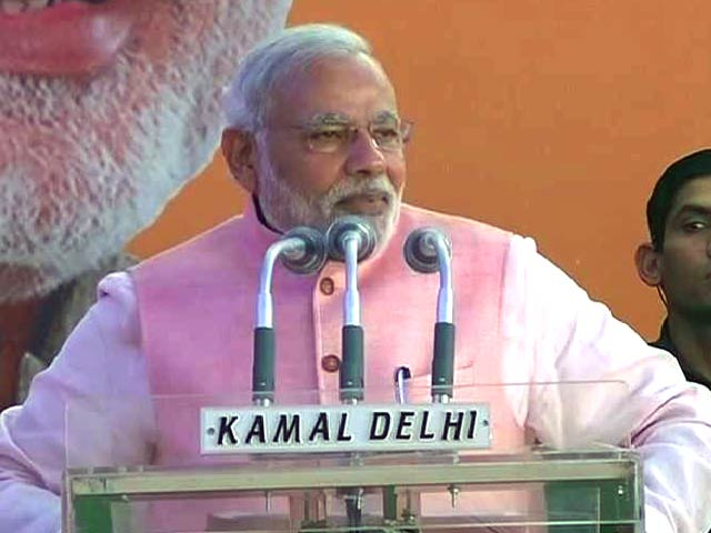 Video : PM Narendra Modi Praises Media, Says 'You Have Turned Your Pen Into a Broom'