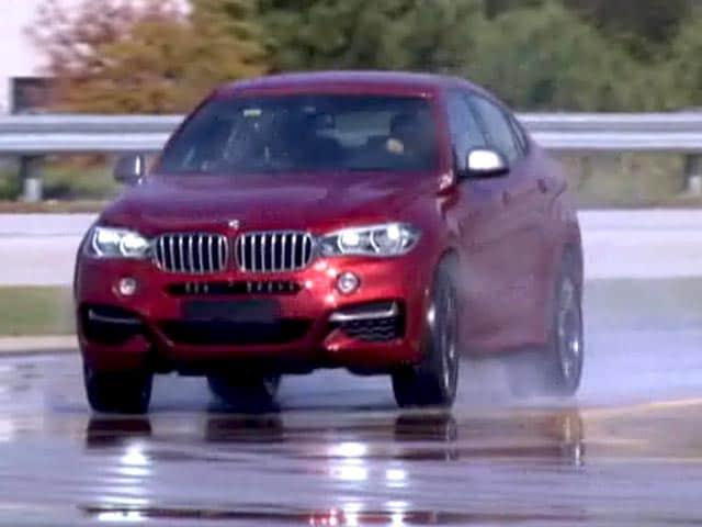 Video : New BMW X6 is Sharper & Sportier