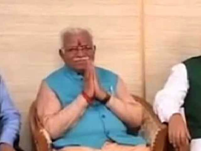Video : PM Modi to Attend Manohar Lal Khattar's Swearing-In Ceremony