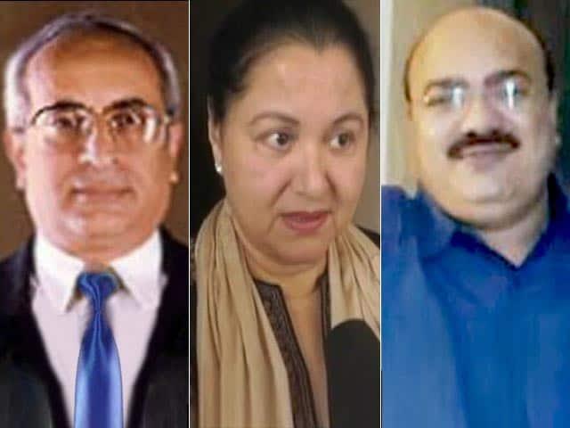 Videos : इंडिया 7 बजे : ब्लैक मनी में आठ नामों का खुलासा