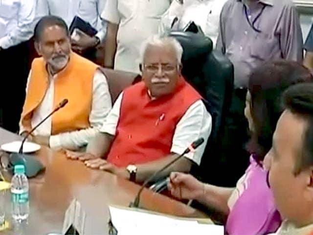Videos : हुड्डा सरकार के फैसलों की समीक्षा होगी : खट्टर