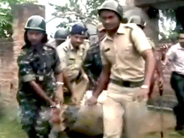 Video : Two Killed in Political Clashes in West Bengal's Birbhum