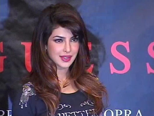 Priyanka Chopra's Eye Infection Delays Madamji Shoot