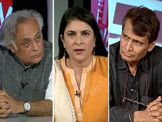 Video : The NDTV Dialogues: Reforming MNREGA Essential or Death Knell?