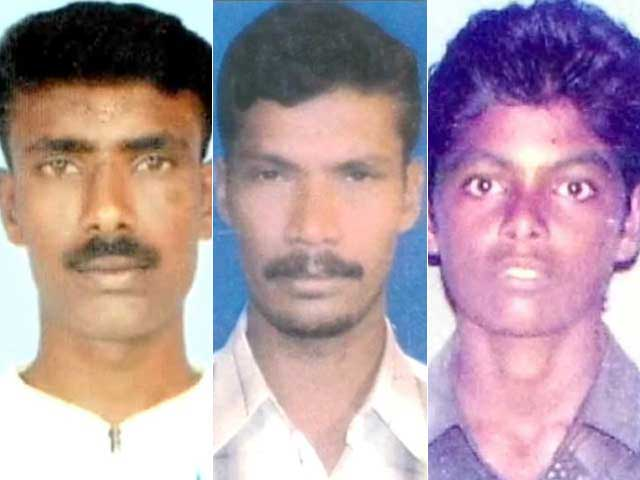 Video : Sri Lankan Court Sentences Five Indian Fishermen to Death