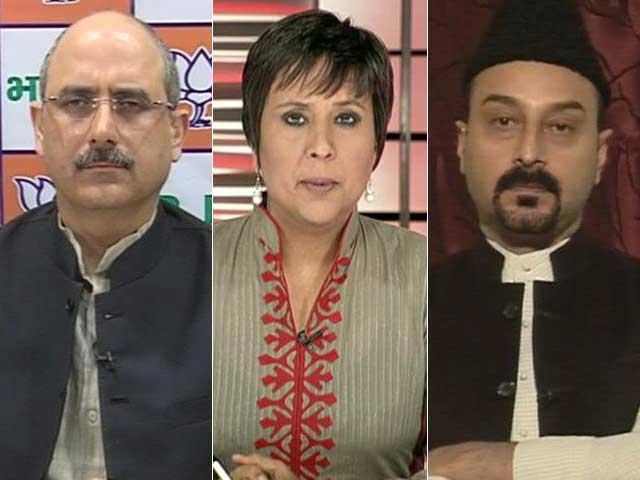 Video : Yes to Sharif, No to Modi: Imam's Anti-India Invite - A 'Shahi' Betrayal?