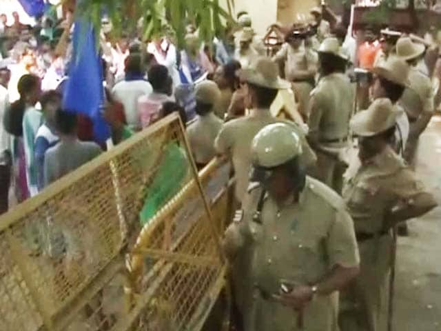 Video : Teacher Arrested in Bangalore For Alleged Rape of Class 1 Student