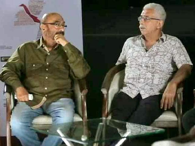 Video : Naseeruddin Shah Talks About Shyam Benegal's <i>Junoon</i>