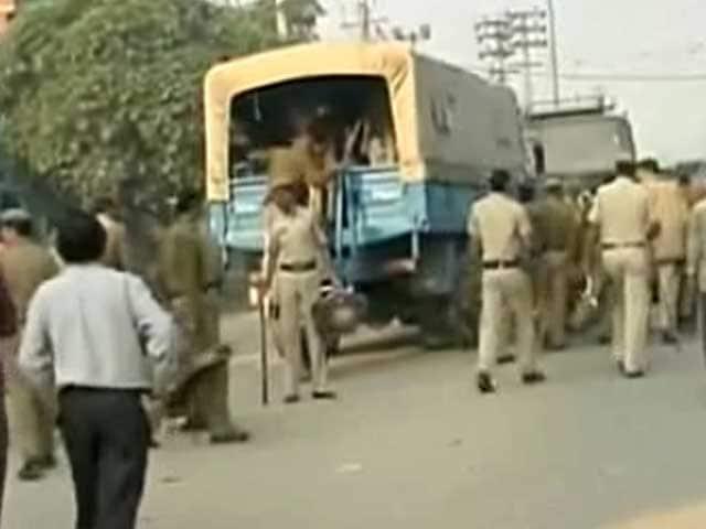 Videos : मोहर्रम पर बवाना और त्रिलोकपुरी में कड़ी सुरक्षा
