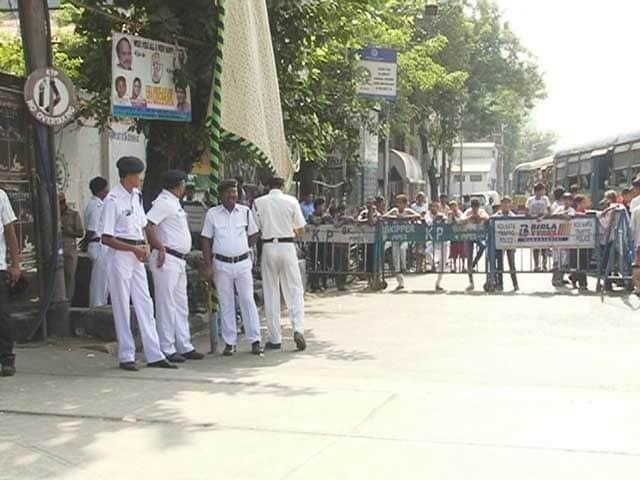 Video : High Alert in Kolkata Port After Terror Threat; Two Navy Warships Moved Out