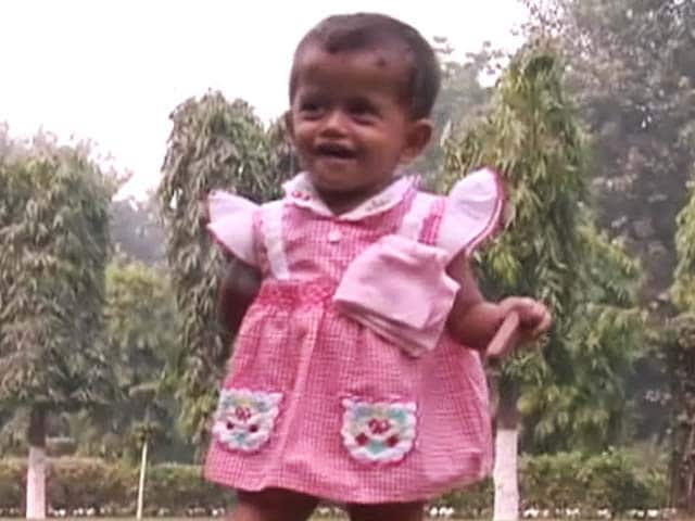 Videos : गंभीर बीमारी से जूझ रही है बेबी आरिशा, मदद का इंतजार