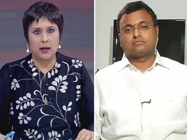 Video : Need a Rethink on High Command Culture: Karti Chidambaram to NDTV