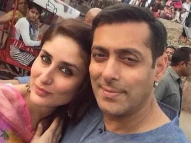 Video : Salman Shoots for <i>Bajrangi Bhaijaan</i> in the Capital