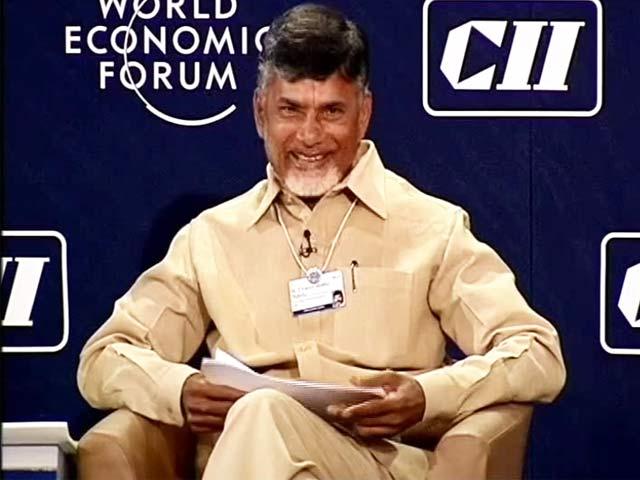 Video : Chandrababu Naidu on Cabinet Expansion