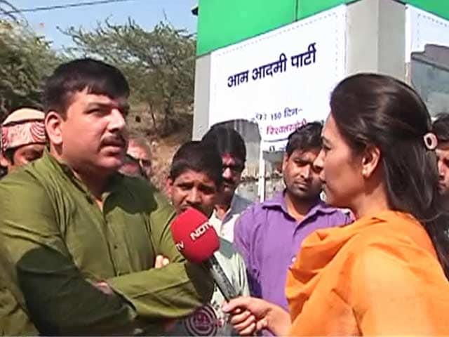 Videos : बड़ी खबर : दिल्ली में गर्माया चुनावी माहौल