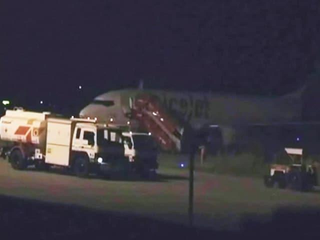 Video : प्लेन से भैंस टकराने की घटना के जांच के आदेश