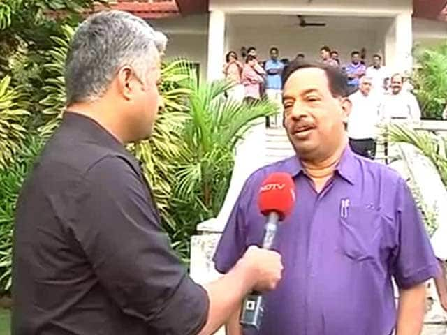 Video : Before Change of Guard, a Mini Storm in Goa
