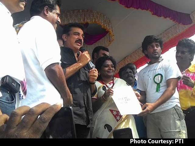 Kamal Haasan Focuses on Nation Building on Birthday