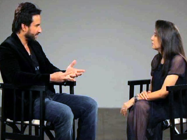 Saif Ali Khan on Happy Ending and on his Creative Choices