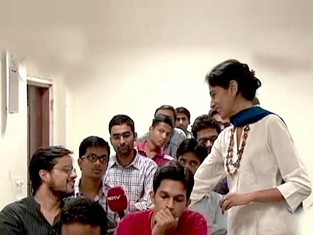 Video : Campus Speak: Decoding Various Forms of Media Studies at IIMC