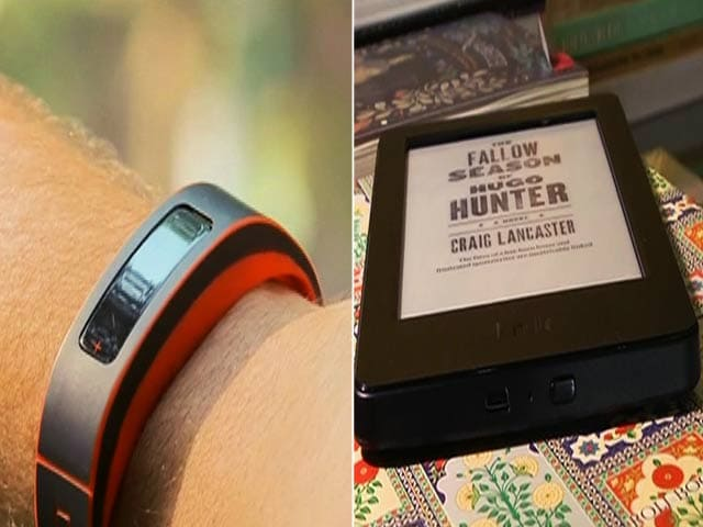 Video : Fitness Band Showdown; Kindle 6 and Sunset Overdrive Reviewed, and More
