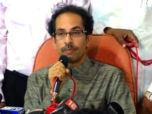Video : Going, Going... But Not Gone: Shiv Sena Gives BJP More Time