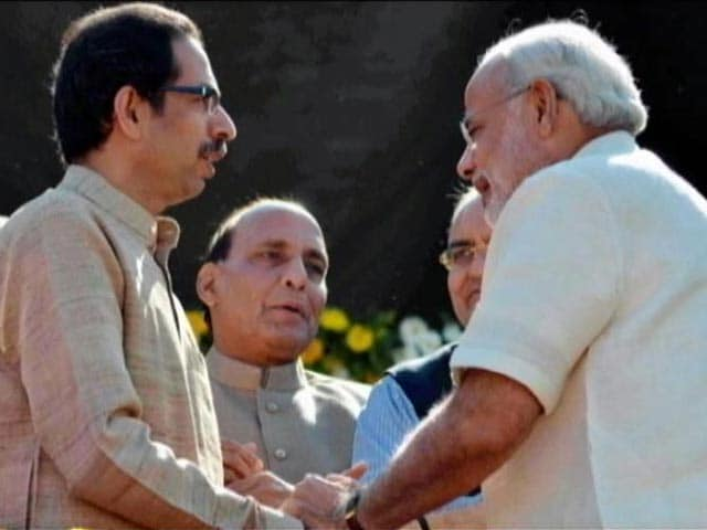 Video : Shiv Sena Will Sit in Opposition in Maharashtra if BJP Takes NCP's Support, Says Uddhav Thackeray