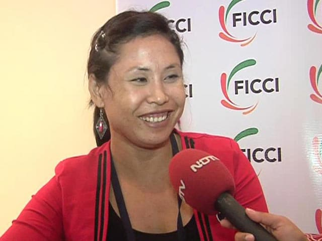 Video : Spending Time With My Son, Watching Football During Ban: Sarita Devi to NDTV