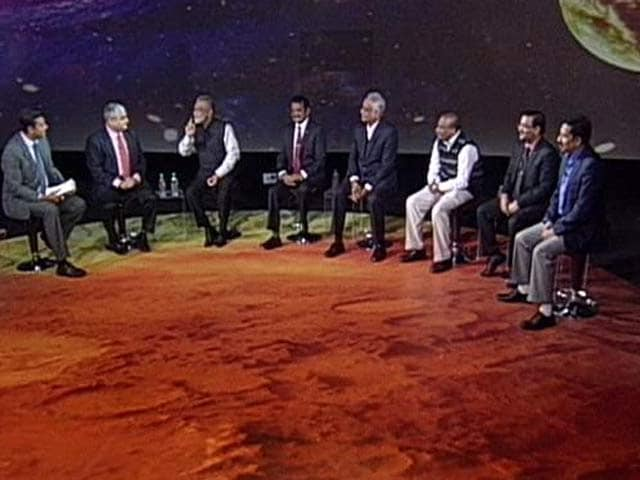 Video : India Will be Ready to Launch Manned Space Mission in a Few Years: ISRO Chairman to NDTV