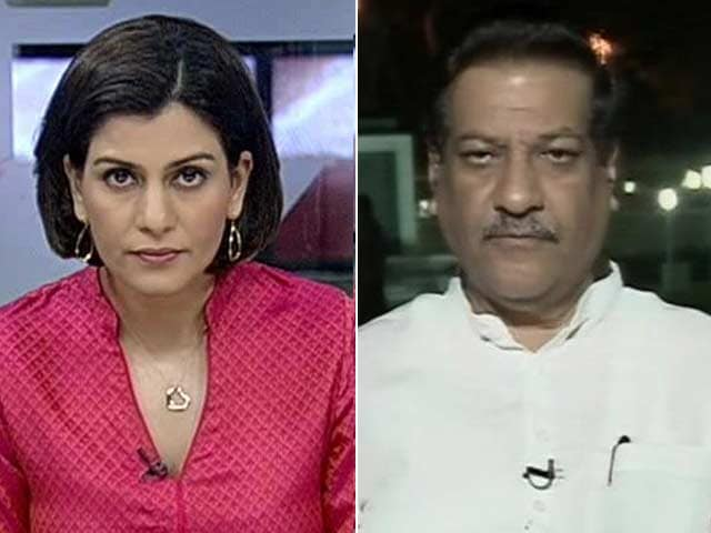 Video : Maharashtra Government is Unconstitutional, It Has No Sanctity: Prithviraj Chavan to NDTV