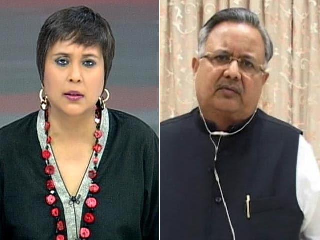 Video : Chhattisgarh Sterilisation Deaths: My Resignation Won't Solve the Problem, Says Raman Singh