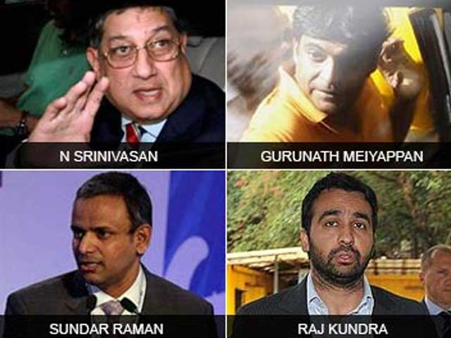 Video : IPL Scam: Supreme Court Names Raj Kundra, Sundar Raman Among Those Probed