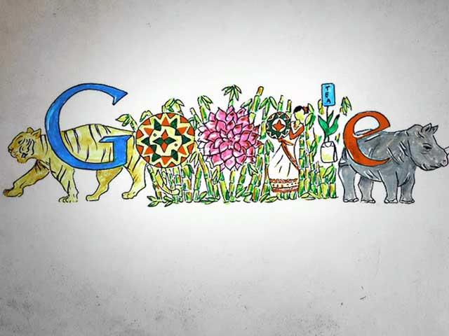 Video : गूगल ने भी मनाया बाल दिवस, पुणे की बच्ची से बनवाया डूडल