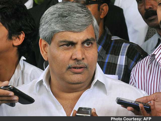 Video : BCCI Tarnished by N.Srinivasan, Board's Reputation at its Lowest, Says Shashank Manohar