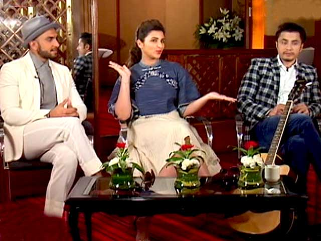 Video : Filmy Gupshup With the Killers of <i>Kill Dil</i>: Parineeti Chopra, Ranveer Singh and Ali Zafar