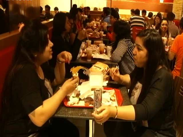 Video : Why Fast Food Chains Like Burger King are Queuing Up to Set Shop in India