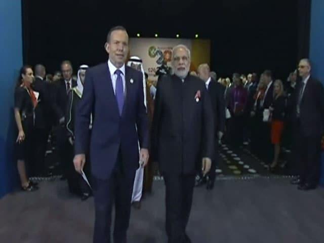 Videos : पीएम मोदी ने जी-20 सम्मेलन में उठाया कालेधन का मुद्दा